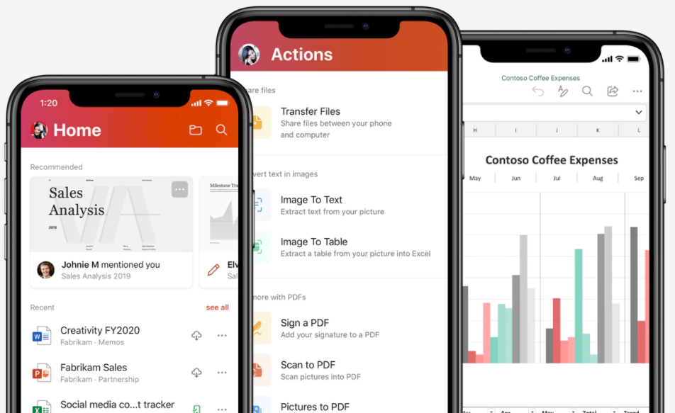 Microsoft 365 Tip of the Week: Office Mobile App