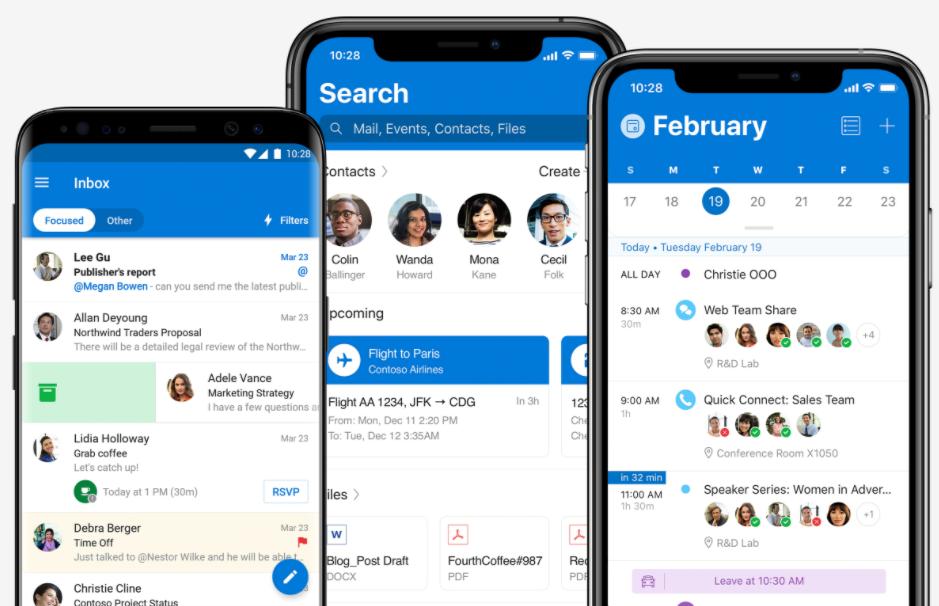 Microsoft 365 Tip of the Week: Outlook Mobile App