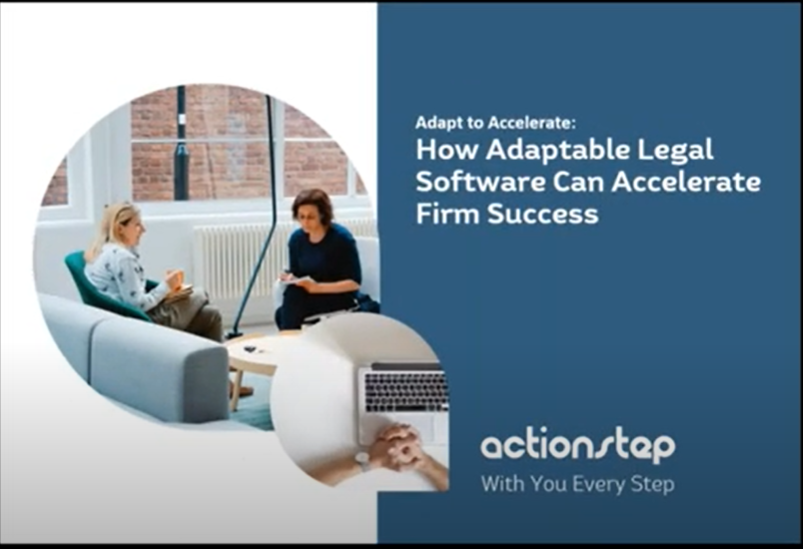 Webinar Recording: BMC Networks & Actionstep – How Adaptable Legal Software can Accelerate Law Firm Success